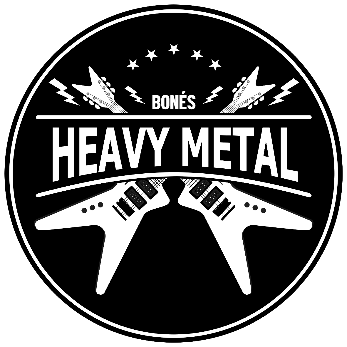 Bonés Heavy Metal